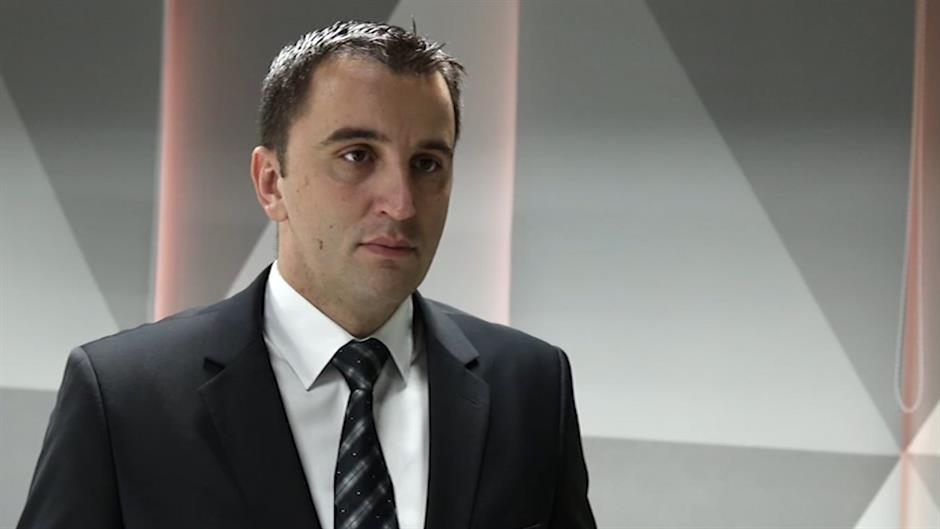 Branimir Stojanović : Zajednica mora biti formirana