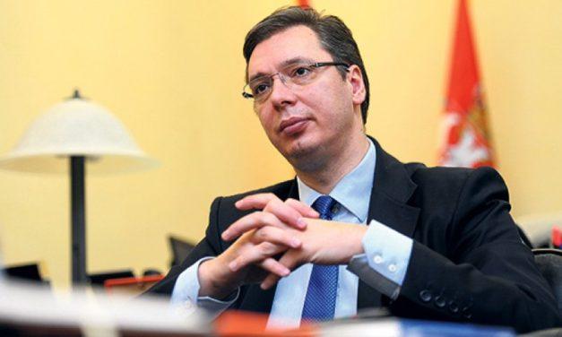 Вучић: Србија и Српска листа никад неће подржати војску Косова