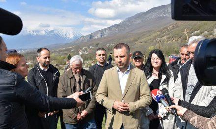 Повратак тринаест српских породица у село Љубожда