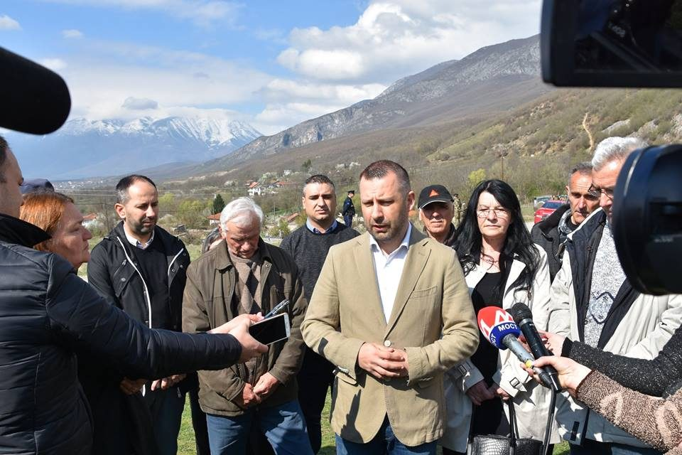 Povratak trinaest srpskih porodica u selo Ljubožda