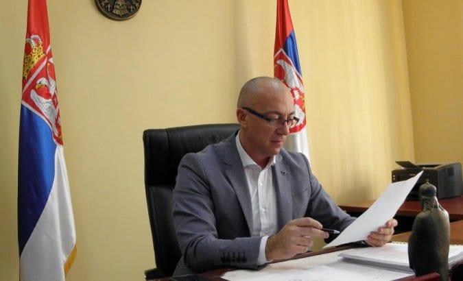 Rakić: Šta god bilo, ostaju čvrste veze sa Beogradom