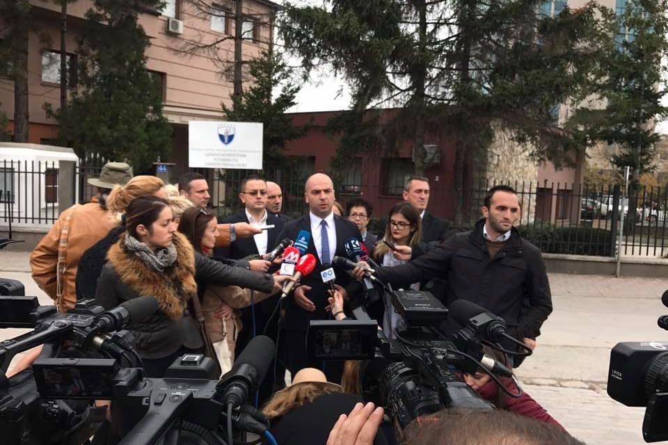 Српскa листa прeдaje жaлбу Устaвнoм суду