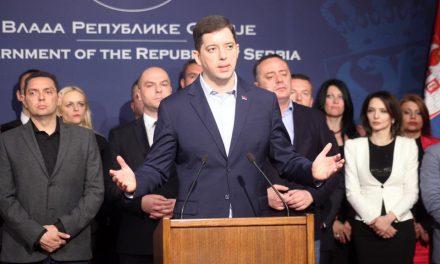 "Đurić: Izbori važni, da sprečimo formiranje ""kosovske vojske"""