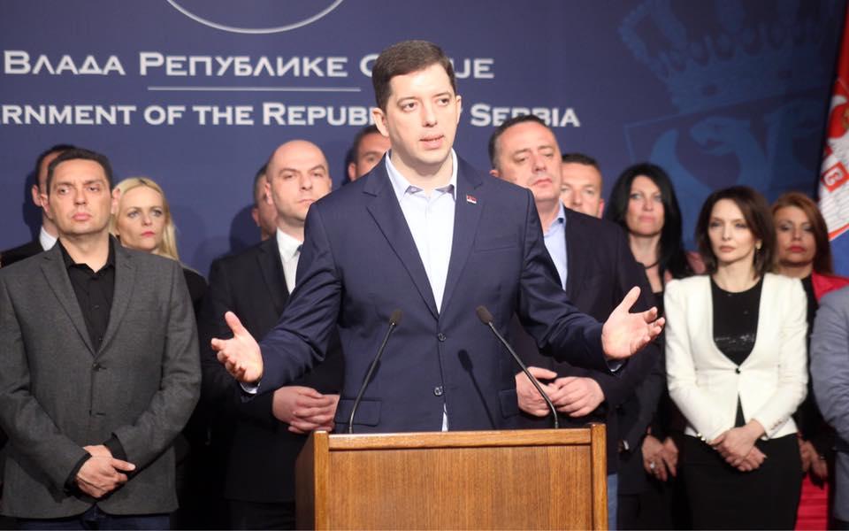 Само глас за Српску листу спречава војску Косова
