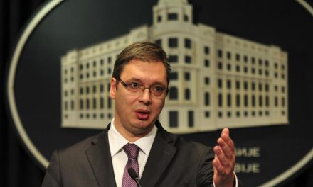 Vučić: Vitla pištoljem po Leposaviću, a krivi drugi Srbi