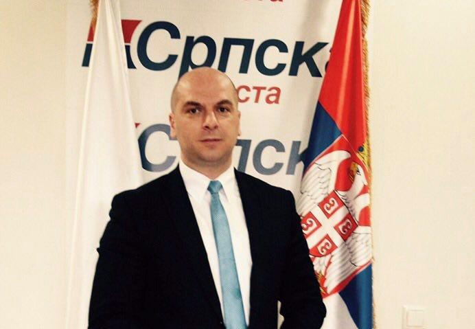 Slavko Simić: Ponosan na srpski narod, ponosan na Srpsku listu, ponosan na Srbiju.