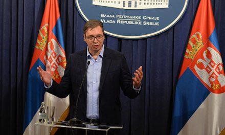 Vučić pozvao Srbe na KiM da glasaju za Srpsku listu