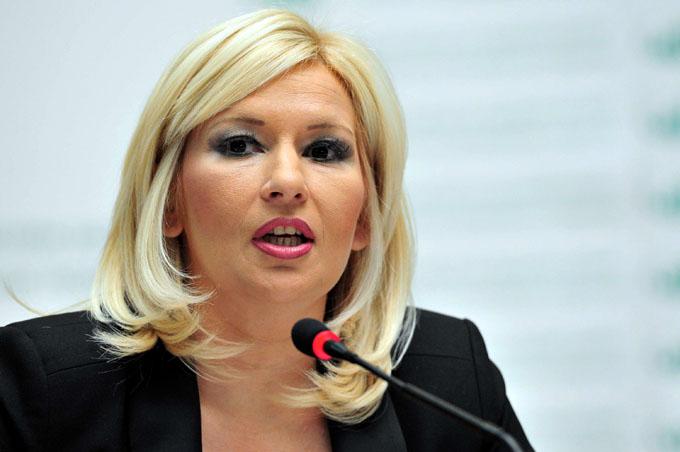 Mihajlovićeva: Srbe na Kosovu neće predstavljati zločinci