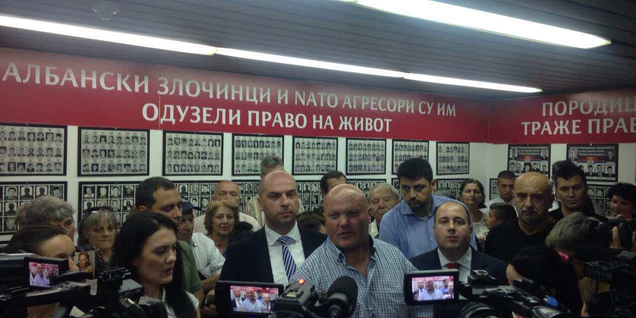 Simić: Nikada nećemo podržati formiranje vojske Kosova