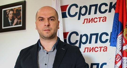 Srpska lista neće praviti kompromise sa albanskim liderima