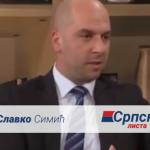 Славко Симић – гостовање на ТВ Мосту