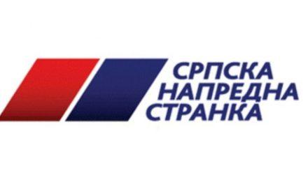 SNS: Glasajte isključivo za Srpsku listu