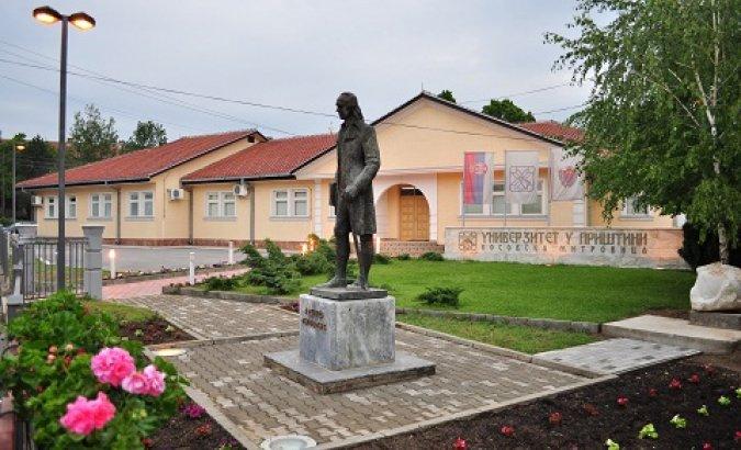 Kосовска Митровица: Универзитет уз Вучића и Српску листу