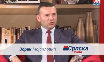 Zoran Mojsilović – gostovanje na Tv Mostu