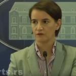 Brnabić: Bezrezervna podrška Vlade Srbije Srpskoj listi