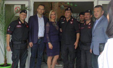 """Посета школи """"Косовски божур"""" у Косовској Митровици"""