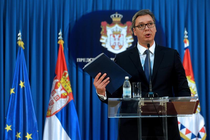 Вучић: Срби показали јединство и препознали важност тренутка