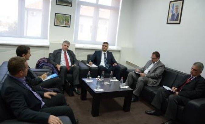 Министар Рикало састао се са француским амбасадором