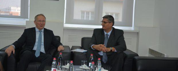 Министар Рикало са Мађарским амбасадором о сарадњи у пољопривреди