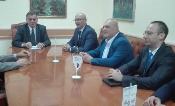 Ракић: Универзитет, бедем одбране и останка Срба