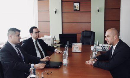 Састанак потпредседника Скупштине са Директором Националног демократског института