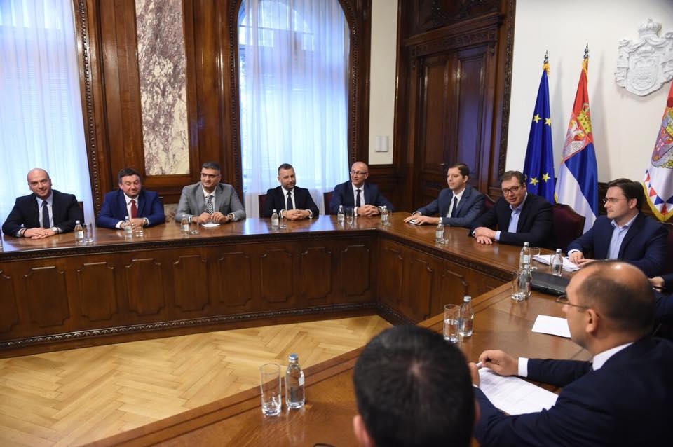 Pitanje jedinstva srpskog naroda je pitanje njegovog opstanka na KiM