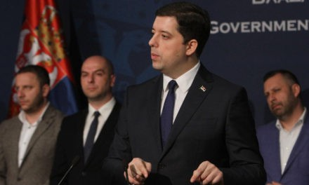 Đurić: Poštujem odluku srpskih predstavnika