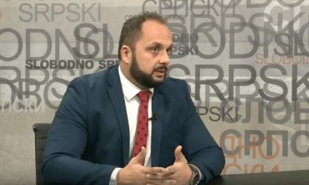 """""""Slobodno srpski"""" sa Milanom Radojevićem"""