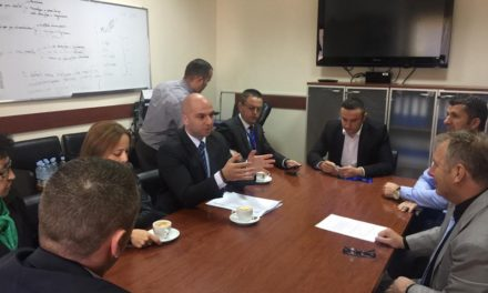 Подношење захтева Устваном суду за оцену уставности Закона о Трепчи
