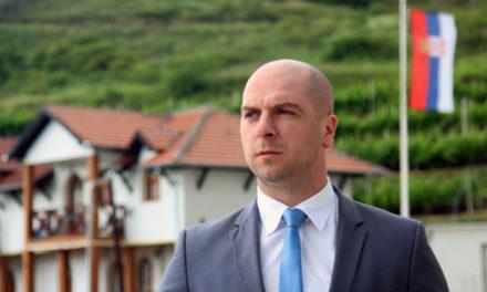 Oсудa нападa на новинарку у Приштини