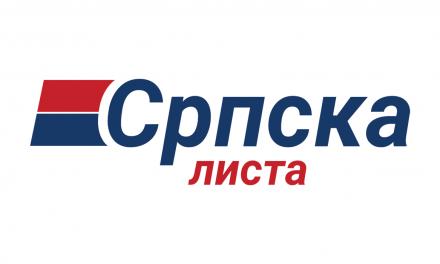 Proglas Srpske liste: Zajedno u politički front