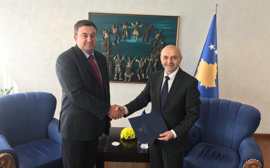Иван Тодосијевић нови министар у Влади Косова