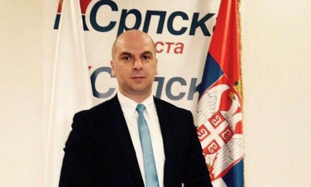 Славко Симић: Поносан на српски народ, поносан на Српску листу, поносан на Србију.