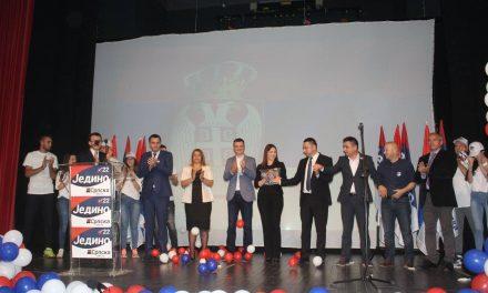 GRAČANICA: Pobeda Srpske liste, pobeda srpskog naroda na KiM