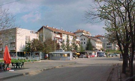 Protest pristalica Srpske liste u Leposaviću