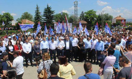 КОСОВО ПОЉЕ/Угљаре: Српска листа је народна а не страначка