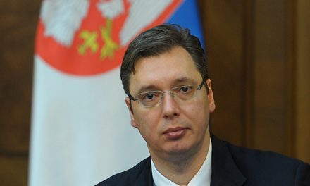 Писмо подршке Председника Србије Александра Вучића