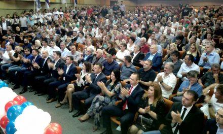 LEPOSAVIĆ: Glas za Srpsku listu, glas za opstanak srpskih institucija