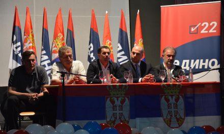 Из Лешка поручено: Српска листа – једини исправан пут