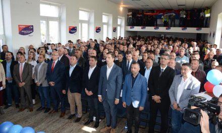 Delegacija Srpske liste u službenoj poseti Beču i Berlinu