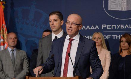 Председник Ракић: И данас би о нашој земљи они да одлучују
