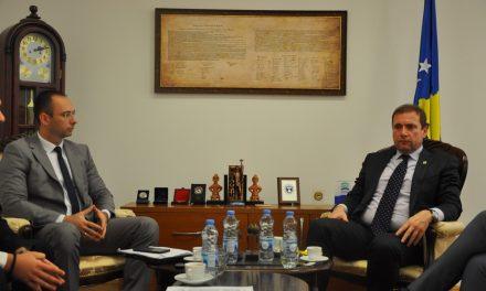 Predstavnici Srpske liste na sastanku sa ministrom MUP-a o ličnim dokumentima
