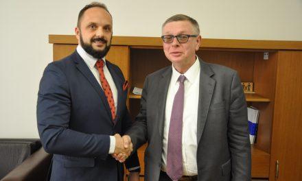 Radojević na sastanku sa asistentom generalnog sekretara UN